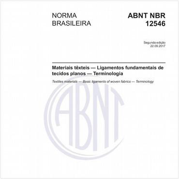 NBR12546 de 09/2017