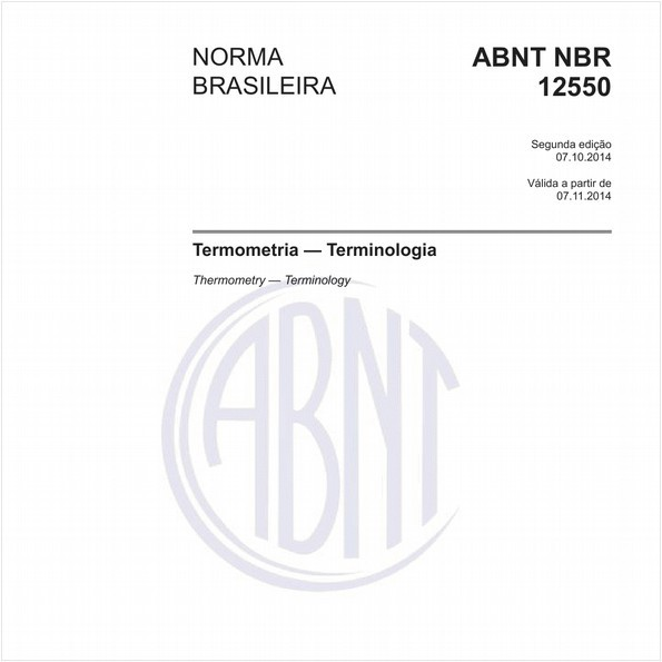 Termometria - Terminologia