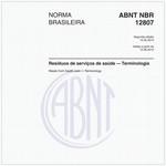 NBR12807