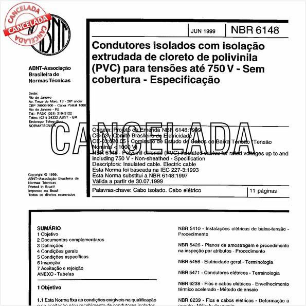 NBR6148 de 06/2003