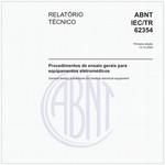 ABNT IEC/TR62354