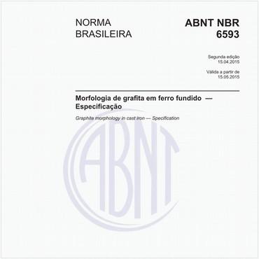 NBR6593 de 04/2015