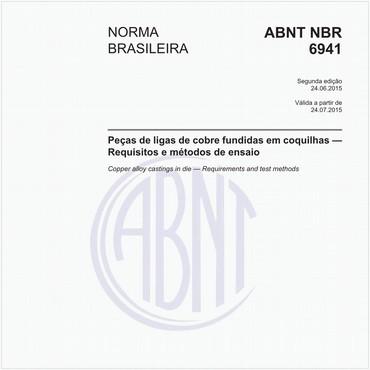 NBR6941 de 06/2015