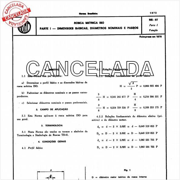 NBR6159 de 06/1984