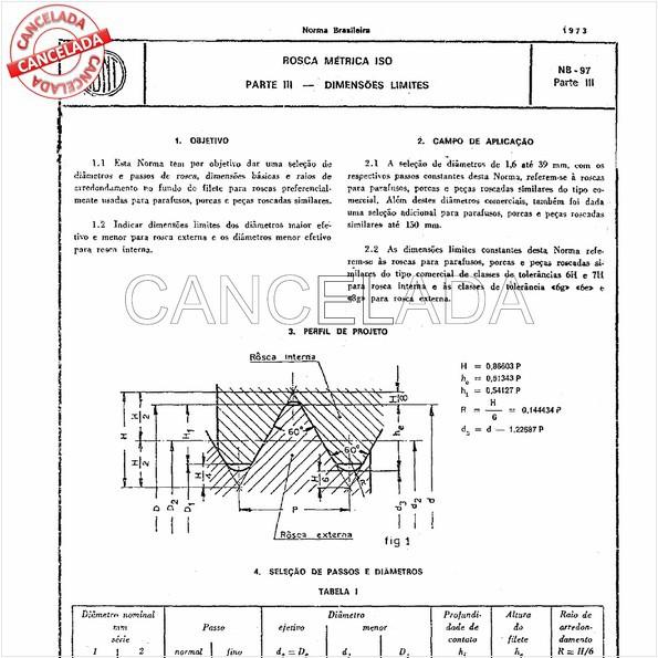 NBR6161 de 06/1984