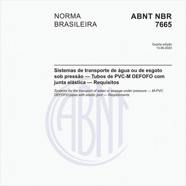 NBR7665 de 02/2007