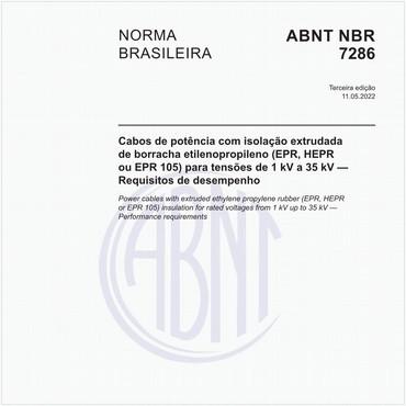 NBR7286 de 05/2015