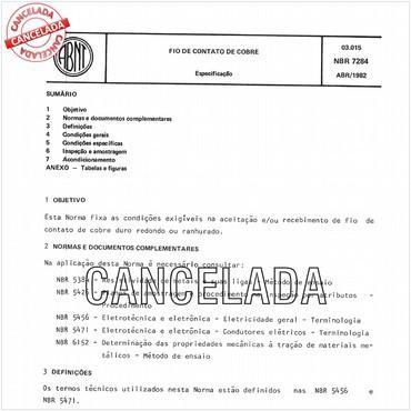 NBR7284 de 04/1982