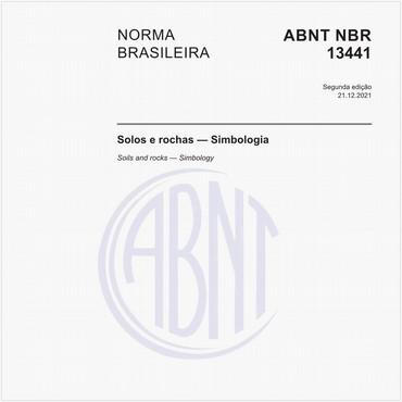 NBR13441 de 08/1995