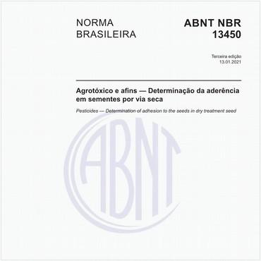 NBR13450 de 10/2013