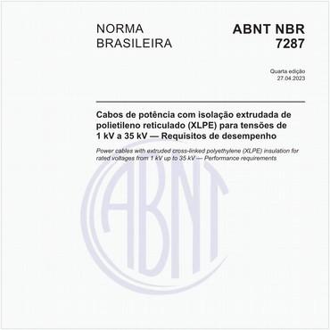 NBR7287 de 01/2019