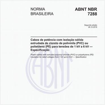 NBR7288 de 10/2018