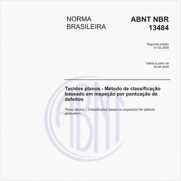 NBR13484 de 03/2004
