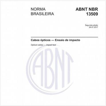 NBR13509 de 07/2017