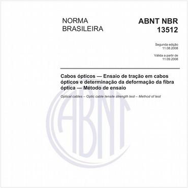 NBR13512 de 08/2008