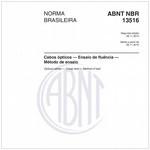 NBR13516