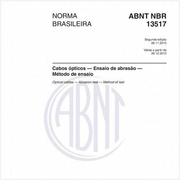 NBR13517 de 11/2010