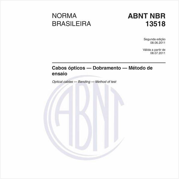 NBR13518 de 06/2011