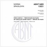 NBR13521