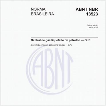 NBR13523 de 02/2019