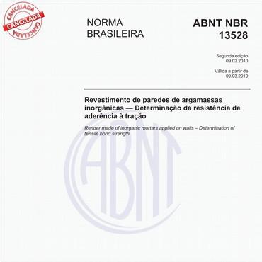 NBR13528 de 02/2010