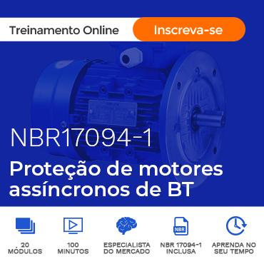 NBR17094-1 - CURSO E COMENTADA de 04/2018