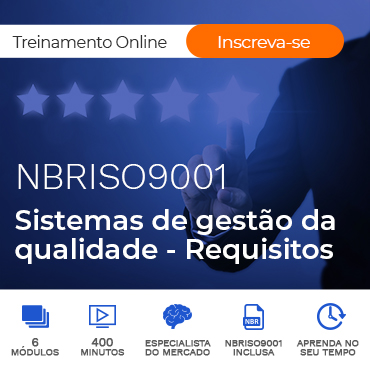 NBRISO9001 - CURSO E COMENTADA de 09/2015