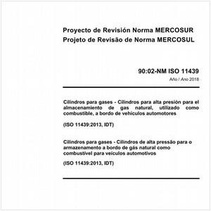 Visualizar: PrNM 90-02-NM ISO 11439